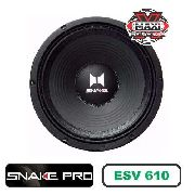 Falante Wofeer Snake Pro Esv 610 300w 10 Pol 4 Ohms Aluminio