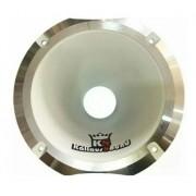 Corneta Kallaus Aluminio Hl-1450 Super Rosca Curto Branca