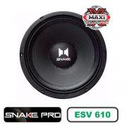 Falante Wofeer Snake Pro Esv 610 300w 10 Pol 8 Ohms Aluminio