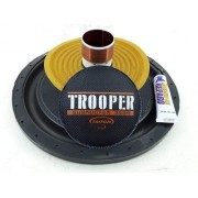 Kit Reparo Subwoofer Triton Trooper 550 12pol 4ohms Original