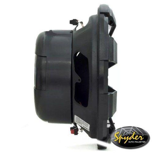 Subwoofer Spyder Usina 12´´ 350w Rms 2x4 Ohms Grátis Tela