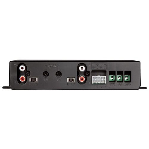 Módulo Amplificador Banda 400.4 Preto 400 Rms 4 Canais