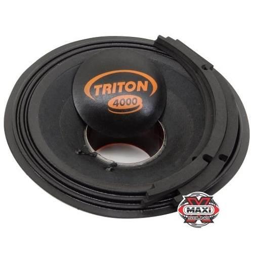 Kit Reparo Alto Falante Triton 4000 W Rms 12 4 Ohms Original