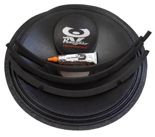 Kit Reparo Ultravox Pancadao 12 1k2 1200 W 4 Ohms Original