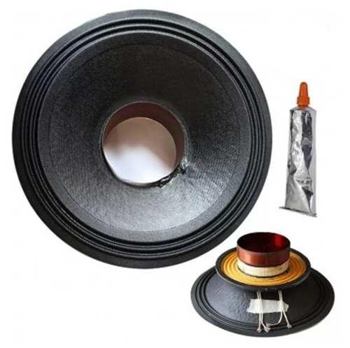 Kit Reparo Spyder Kaos 2.5 1250 W Rms 12 Pol 4 Ohms Original