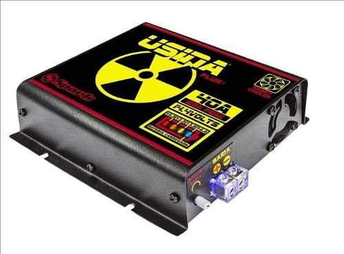 Fonte Carregador De Bateria Usina Spark 40a Plus 12v Led Battery