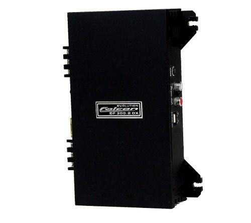 Modulo Falcon Df 300.2 Dx 2 Canais Mono E Stereo 300 Rms