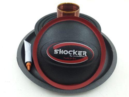 Kit Reparo Sub Woofer Twister Shocker 750 Rms 12 Pol 2+2ohms