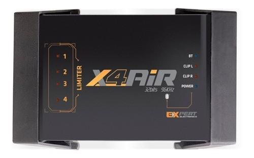 Expert X4 Air Processor De 4 Canais Controlado Pelo Celular