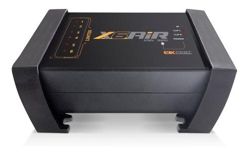Expert X6 Air Processor De 6 Canais Controlado Pelo Celular