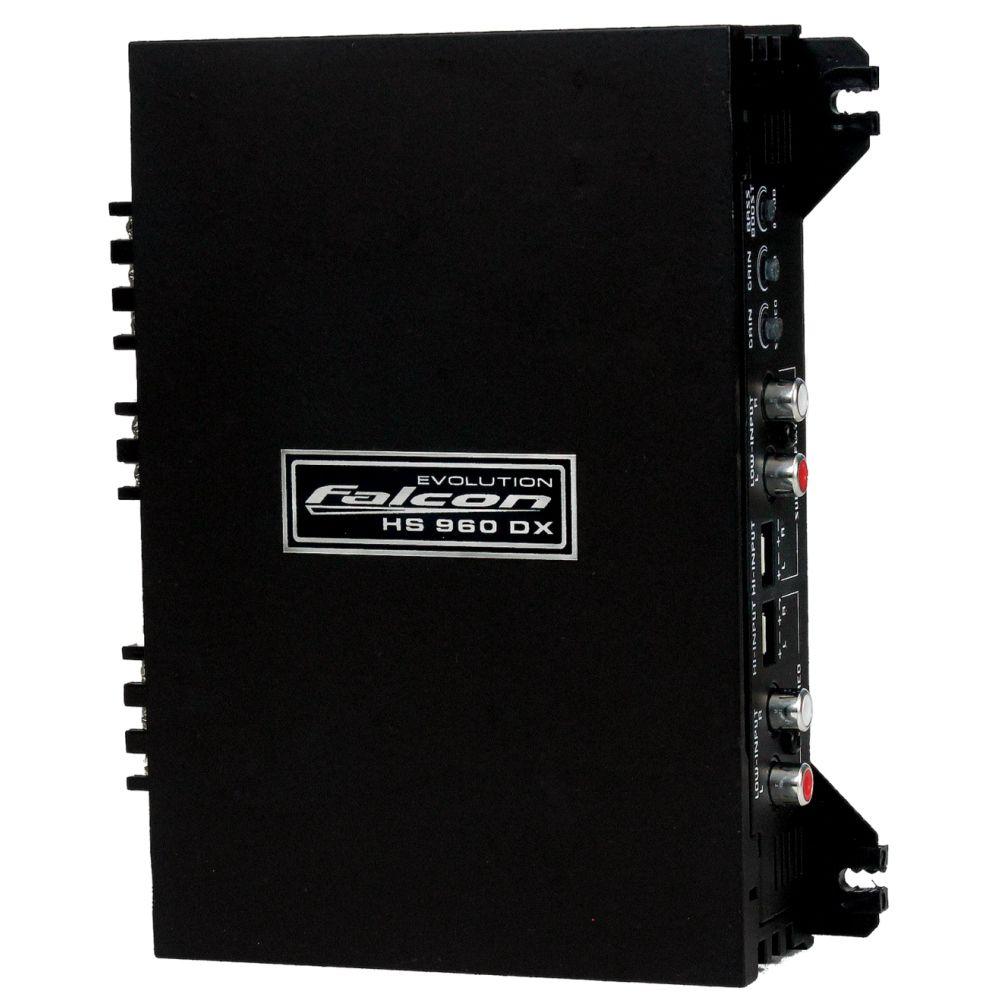 Modulo Falcon Hs 960 Dx 3 Canais Mono E Stereo 400 Rms 1040w