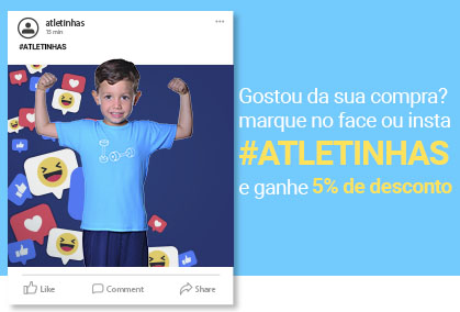 #atletinhas