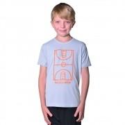 Camisa de Basquete Infantil Dry Fit com Proteção Solar UV Atletinhas