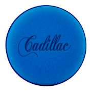 Aplicador de Cera Espuma Azul Cadillac
