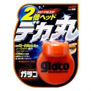CRISTALIZADOR DE VIDRO BIG GLACO 120ML - SOFT99