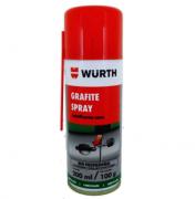 Grafite Spray W-MAX 200ml Wurth
