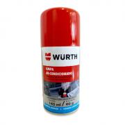 Limpa Ar-condicionado Carro Novo 145ml Wurth
