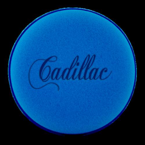 Aplicador De Cera Espuma Azul Cadillac  - Dandi Produtos Automotivos