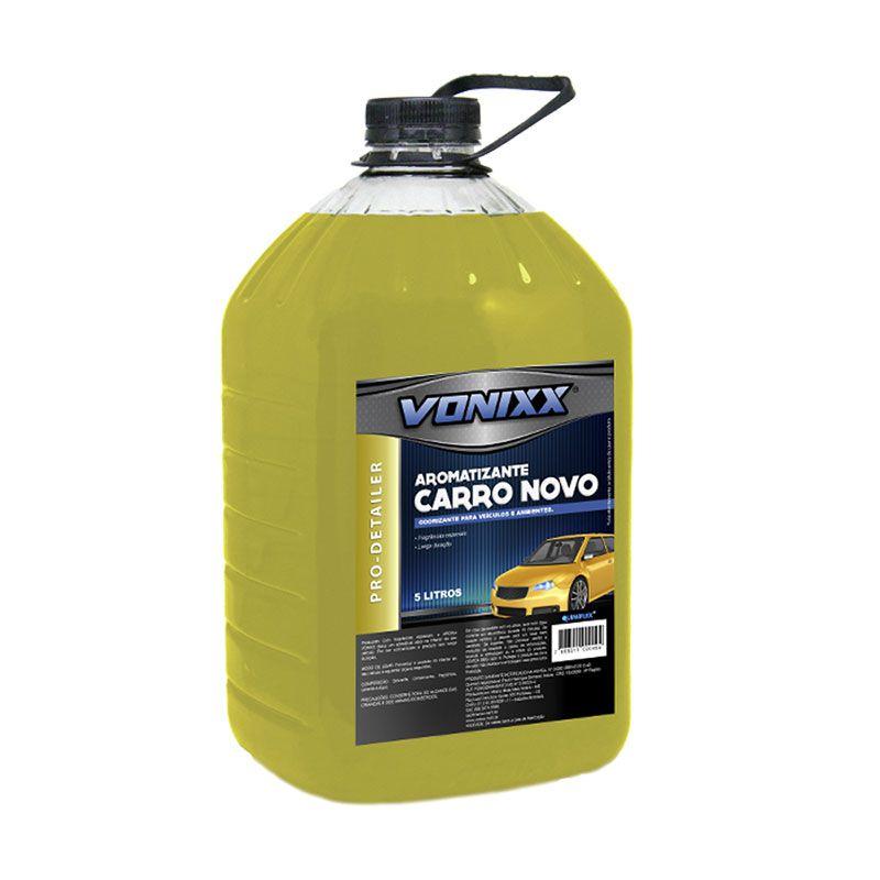 Aromatizante Carro Novo Pro Basic 5L Vonixx  - Dandi Produtos Automotivos