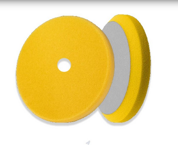 "Boina De Espuma Amarela Medium Cut Foam Pad 6"" Menzerna  - Dandi Produtos Automotivos"