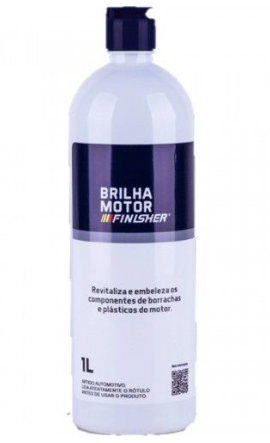Brilha Motor 1L Finisher  - Dandi Produtos Automotivos