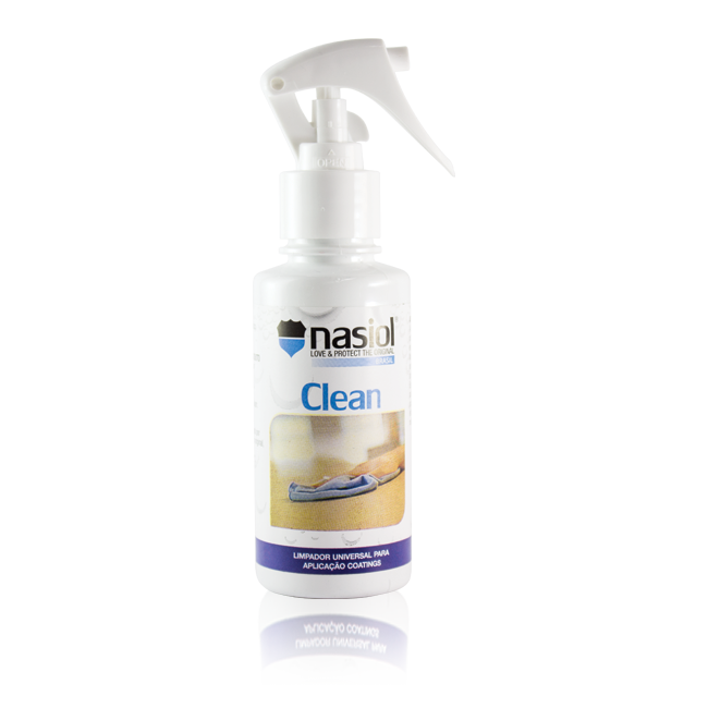 Clean Limpador de Superficies Nasiol 500ml   - Dandi Produtos Automotivos