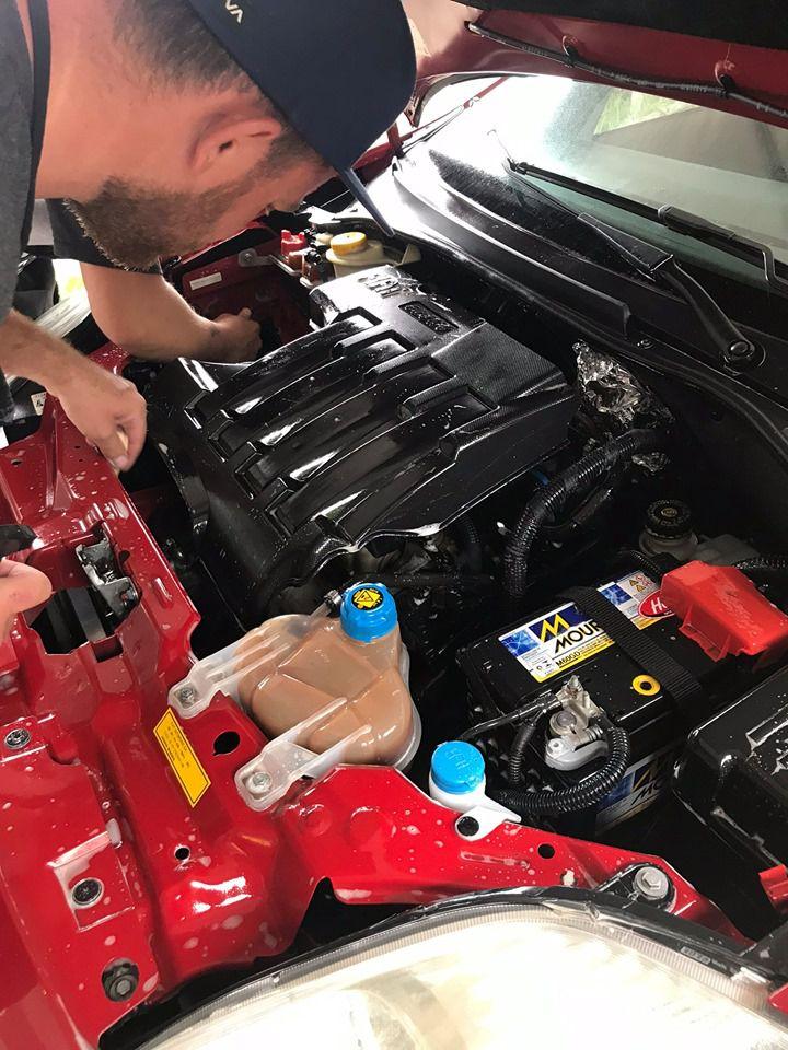 Curso De Polimento Técnico, Vitrificação E Lavagem Detalhada ( 21/03 )  - Dandi Produtos Automotivos