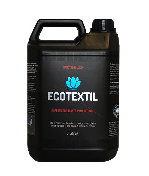 Ecotextil Impermeabilizante Para Tecidos 5L Easytech  - Dandi Produtos Automotivos