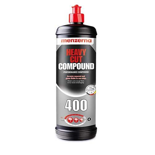 HEAVY CUT COUMPOUND 400 - FG400 1L - MENZERNA  - Dandi Produtos Automotivos