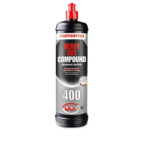 Heavy Cut Coumpound 400 - Fg400 250Ml - Menzerna  - Dandi Produtos Automotivos