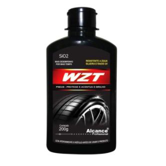Hidratante De Pneus Wzt 200G Alcance  - Dandi Produtos Automotivos
