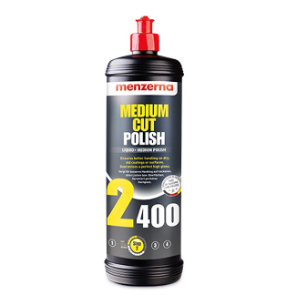 Medium Cut Polish 2400 - 1L Menzerna   - Dandi Produtos Automotivos