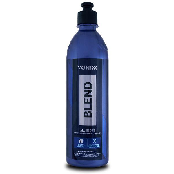 Polidor Blend All In One 500Ml Vonixx  - Dandi Produtos Automotivos