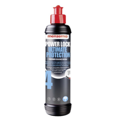 Power Lock Ultimate Protection 4 - 250ml Menzerna   - Dandi Produtos Automotivos