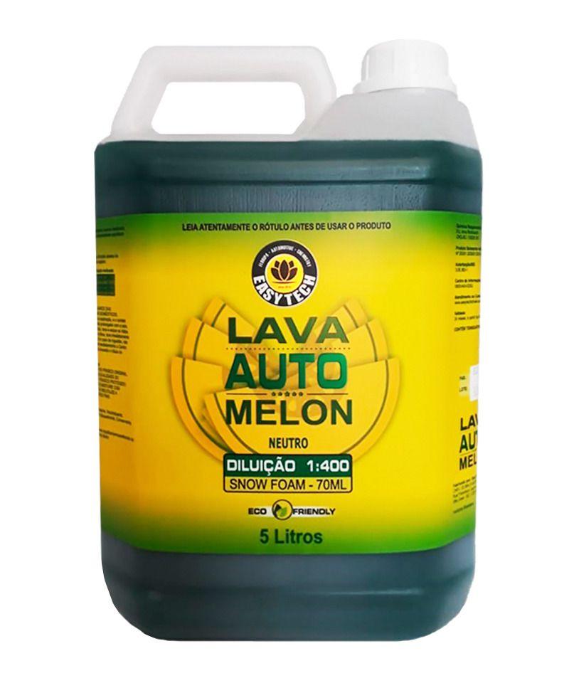 Shampoo Automotivo Melon Super Concentrado 5L - Easytech  - Dandi Produtos Automotivos