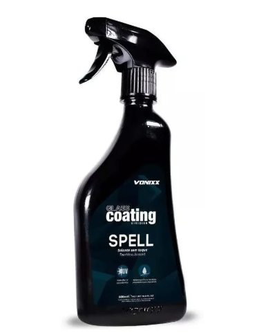 Spell Glass Coating Division 500Ml Vonixx  - Dandi Produtos Automotivos