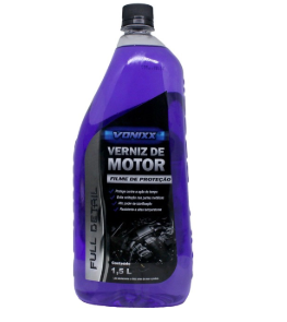 Verniz De Motor 1,5L Vonixx  - Dandi Produtos Automotivos