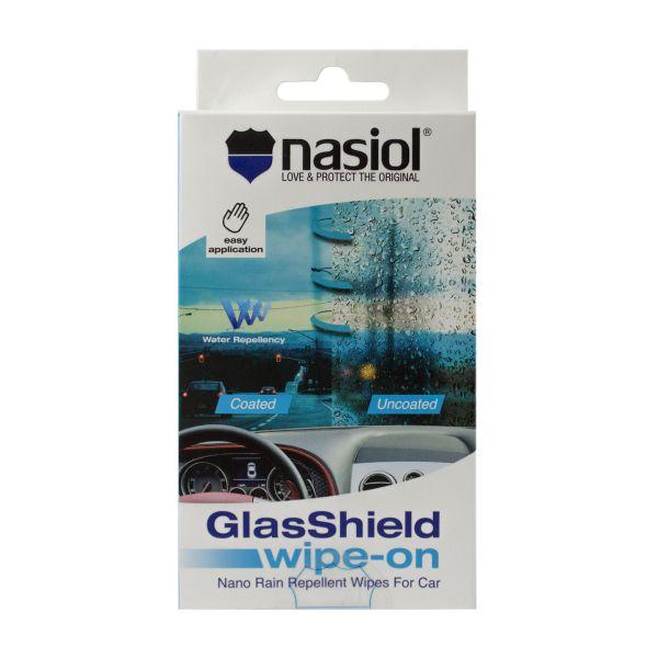 Wipe One GlasShield Nasiol (1un)   - Dandi Produtos Automotivos