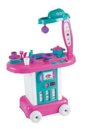 Cozinha Infantil Minha Primeira Cozinha Maluquinha - Bell Toy