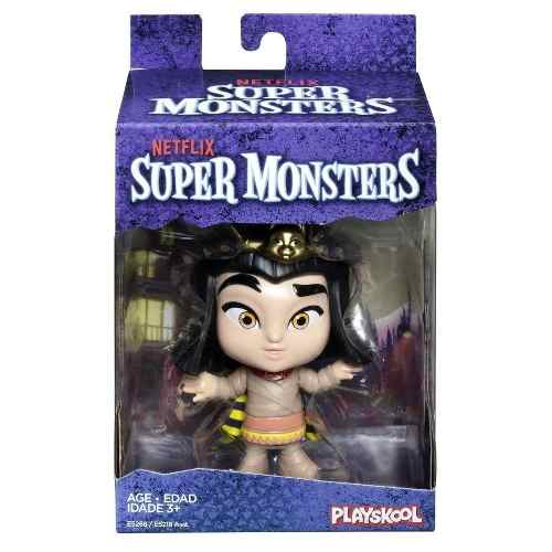 Super Monsters Figura Cleo Graves Netflix - Hasbro E5268
