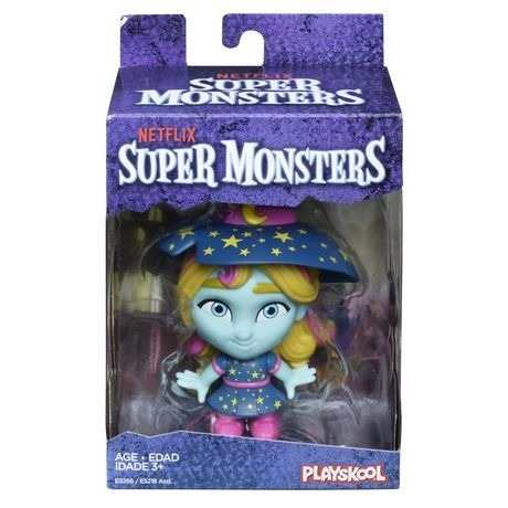 Super Monsters Figura Katya Spelling Netflix - Hasbro E5266