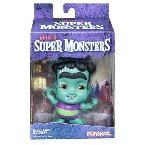 Super Monsters Figura Frankie Mash Netflix - Hasbro E5290