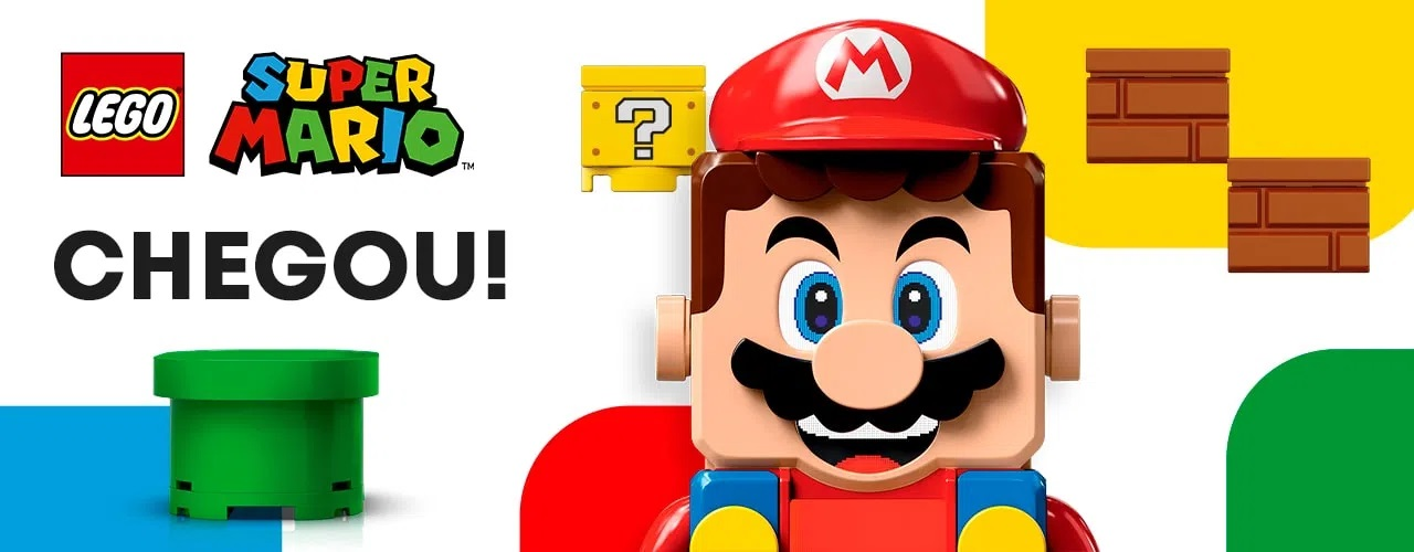 Lego Super Mario !