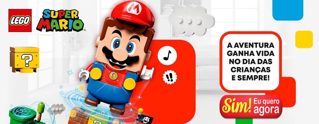 Ual!! Super Mario Bross Já Disponível na Pikoka Brinquedos!