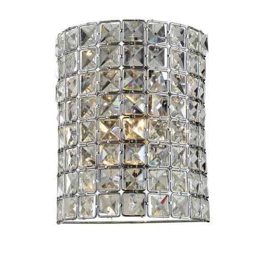 Arandela De Cristal Luxor I Transparente