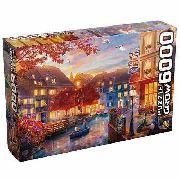 Puzzle 6000 peças Le Petit Cafe - Grow
