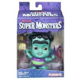 Super Monsters Figura Frankie Mash Netflix - Hasbro E5290