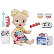 Boneca Baby Alive Meu Forninho Loira E1947 - Hasbro