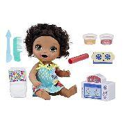 Boneca Baby Alive Meu Forninho Negra E2099 - Hasbro
