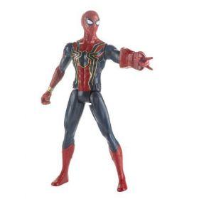Boneco Iron Spider 30 Cm Avengers Vingadores E3844 / E3308 - Hasbro